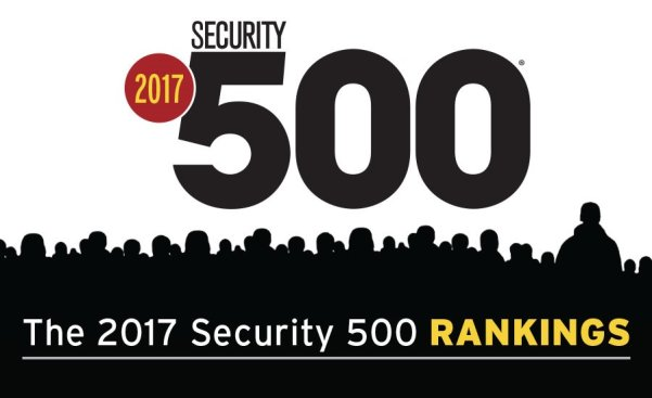 The 2017 Security 500 Rankings