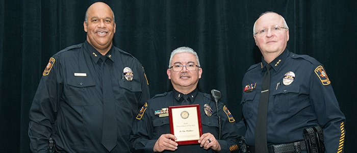 Accepting Nominations for UT Police at Houston Annual