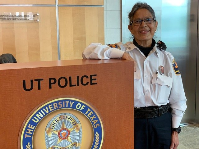 PSO Mary Gonzalez Named Heart of MD Anderson for the month of May