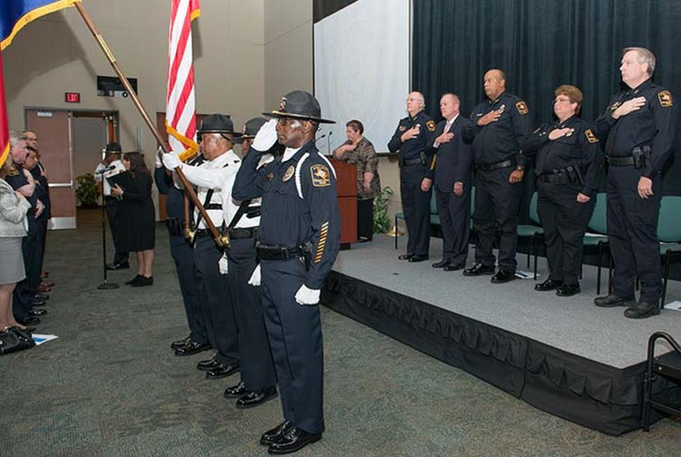 UT Police Prepares for Upcoming Annual Promotions and Awards Ceremony