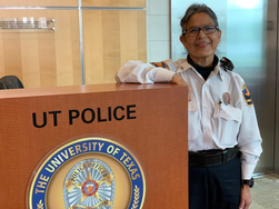 Public Safety Officer Mary Gonzalez